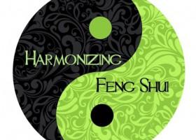 harmonizing feng shui logo