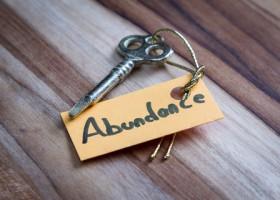 Abundance Intentional Prosperity