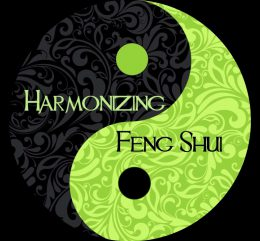 Harmonizing Feng Shui Logo black