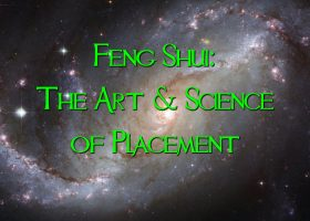 art science feng shui workshop